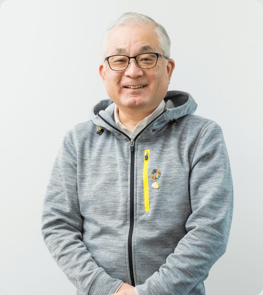 理事長 田部井眞